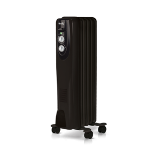 Купить Масляный радиатор Ballu Classic black BOH/CL-05BRN 1000 (5 секций) в Хабаровске фото