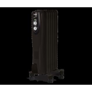 Купить Масляный радиатор Ballu Classic black BOH/CL-07BRN 1500 (7 секций) в Хабаровске фото