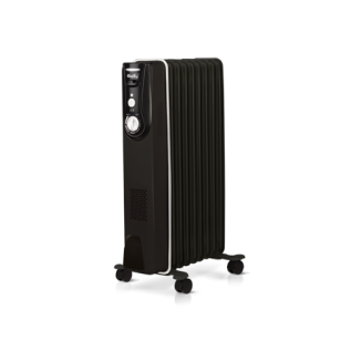 Купить Масляный радиатор Ballu Modern BOH/MD-09BB 2000 (9 секций) в Хабаровске фото